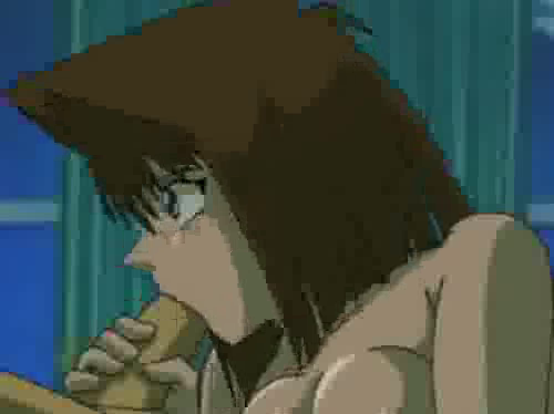 Yu Gi Oh Porn Video: Yugi and Tea ravaging each other all night long!